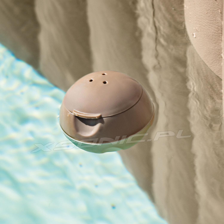 Pływający dozownik do tabletek INTEX 29044 do SPA jacuzzi i małych basenów