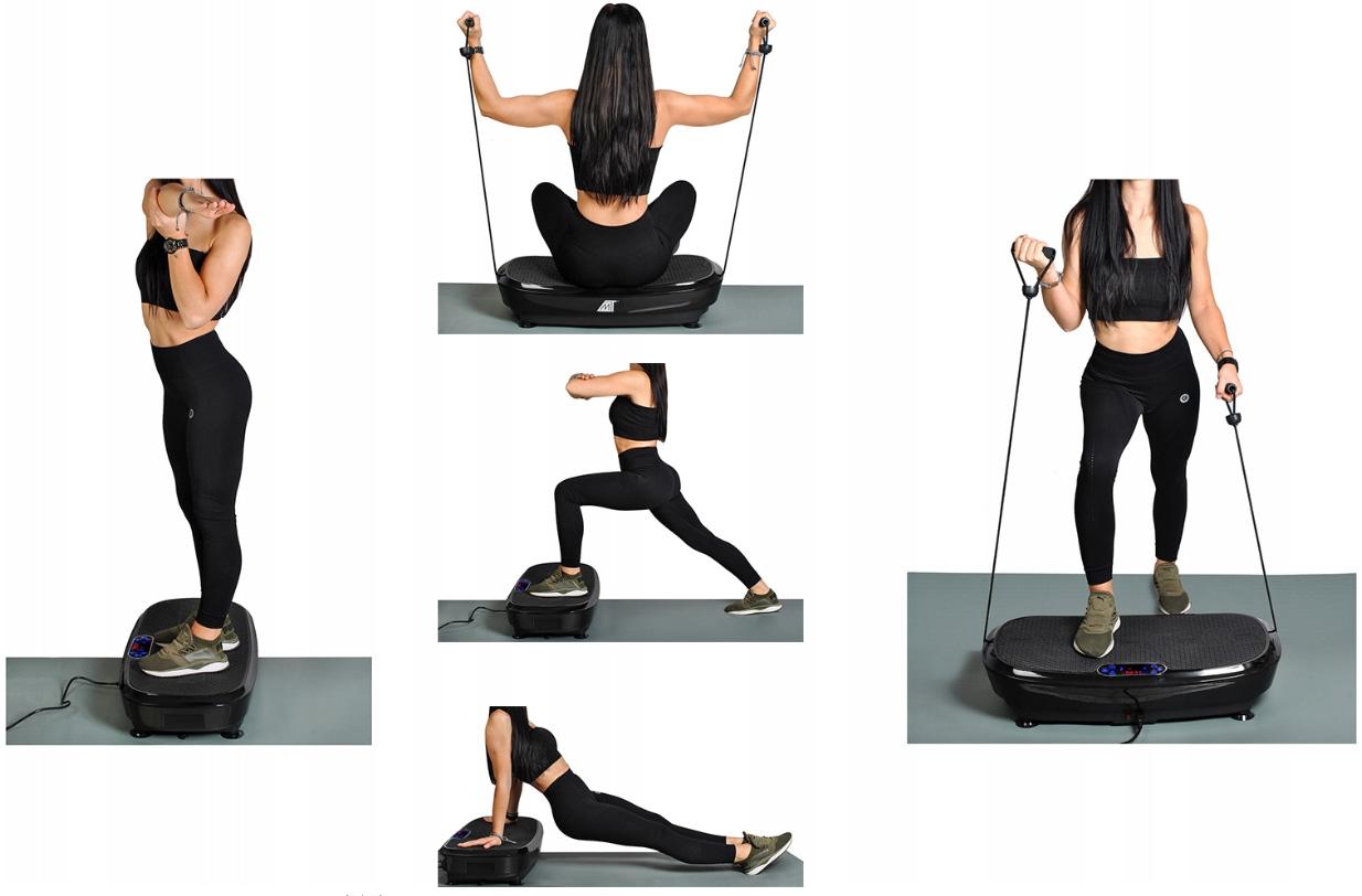 Na platformie możesz wykonywać różnego rodzaju ćwiczenia