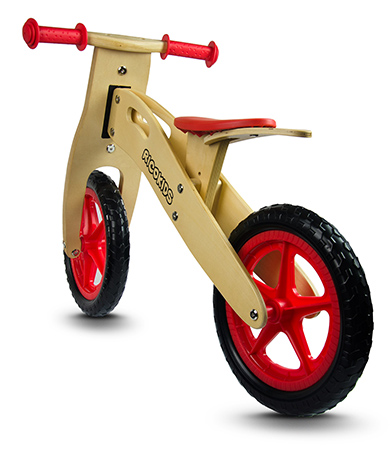 Retro rowerek biegowy Rico
