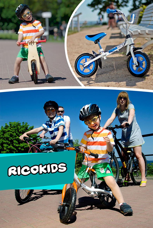 rowerki w różnych rozmiarach i kolorach model 301