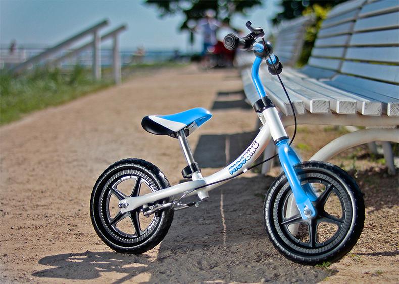 Rowerki biegowe dla chłopców i dziewczynek
