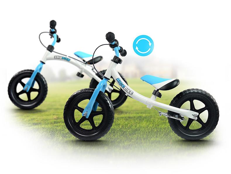 Rowerki biegowe dla chłopców i dziewczynek różne kolory