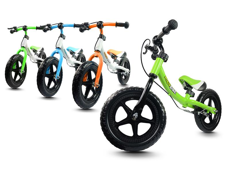 Rowerki biegowe dla chłopców i dziewczynek różna wielkość kółek