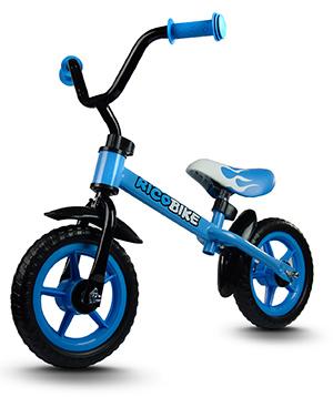 Rowerek biegowy 10' bez hamulcem i błotnikami