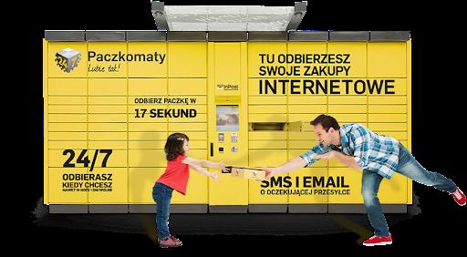 Xsonic.pl wysyła do paczkomatu!